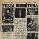 Regina Duarte - Contigo! Magazine Pictorial [Brazil] (April 1974) - 454 x 604