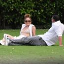 Jennifer Lopez – Pictured at Alex Daughter's Twelfth Birthday Bash (adds) - 454 x 322