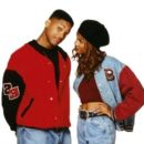 Will Smith and Tyra Banks