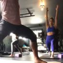 Jessica Alba Workout at Gym – Personal Pics