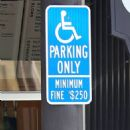 Katy Perry – Risks a $250 ticket parking in a disabled bay in Santa Barbara