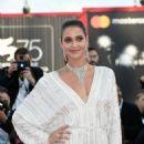 Ana Beatriz Barros – 'Roma' Premiere at 2018 Venice International Film Festival in Venice - 454 x 681