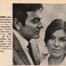 Mike Connors - TV Showtime Magazine Pictorial [United States] (20 June 1969) - 454 x 373