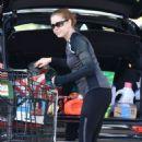 Amy Adams – Grocery Shopping in Studio City 12/1/ 2016 - 454 x 544
