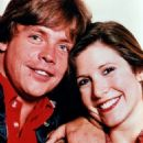 Mark Hamill and Carrie Fisher - 454 x 585