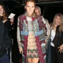 Blake Lively Apple Store Qa For The Age Of Adaline In Nyc