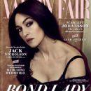 Monica Bellucci Vanity Fair Italy Magazine December 2014