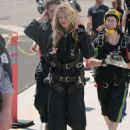 AnnaLynne McCord – Skydives for her charity Together1Heart in Santa Barbara - 454 x 641