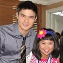 Dingdong Dantes and Eugene Domingo