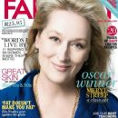 Meryl Streep - Fairlady Magazine Cover [South Africa] (April 2012)