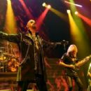 Judas Priest perform at The Pearl Concert Theater at the Palms Casino Resort on November 14, 2014 in Las Vegas, Nevada - 454 x 307