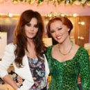 Cheryl Cole: at the Theatre Royal Drury Lane in London
