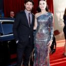 matt dallas and jaimie alexander - 400 x 562