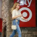 Reese Witherspoon and Ava Phillippe – Christmas Shopping at Target in Westwood
