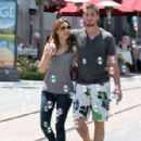 Kelly Brook - At The Grove In Hollywood - 2010-06-07
