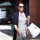 Jordana Brewster – Shopping in Los Angeles 09/23/ 2016 - 454 x 605