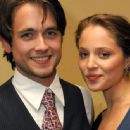 Justin Chatwin and Margarita Levieva