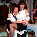 Gorden Kaye and Vicki Michelle  -  Wallpaper - 454 x 644