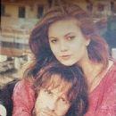 Christopher Lambert and Diane Lane - Ekran Magazine Pictorial [Poland] (23 March 1989) - 454 x 628