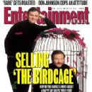 Nathan Lane - Entertainment Weekly Magazine [United States] (29 March 1996)