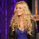 """Denise Richards - Visits Fuse's """"No. 1 Countdown"""" In NYC, 2009-06-04"""