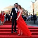 Rose Leslie and Kit Harington : The Olivier Awards 2017 - 454 x 306