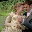 Romola Garai and Jonny Lee Miller - 454 x 254