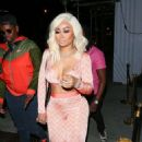 Blac Chyna – Arrives at Amber Rose x Simply Be Launch Party in LA