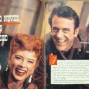 James Arness - TV Guide Magazine Pictorial [United States] (15 March 1958) - 454 x 347