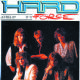 Steve Clark, Phil Collen, Joe Elliott, Rick Savage, Rick Allen - Hard Force Magazine Cover [France] (April 1987)