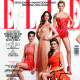 Didem Soydan, Beril Kayar, Sema Simsek, Sabahat Doganyilmaz - Elle Magazine Cover [Turkey] (May 2014)