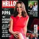 Pippa Middleton - Hello! Magazine Cover [United Kingdom] (7 July 2014)
