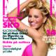 Karolina Kurkova - Elle Magazine Cover [Norway] (September 2004)