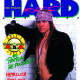 W. Axl Rose - Hard Force Magazine Cover [France] (May 1989)