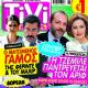 Kenan Imirzalioglu, Bergüzar Korel, Ayça Bingöl, Muhammet Uzuner - Tivi Sirial Magazine Cover [Greece] (28 June 2014)