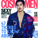 Seung-heon Song - Cosmo Men Magazine Cover [South Korea] (August 2014)