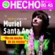 Muriel Santa Ana - Hecho En Bs. As. Magazine Cover [Argentina] (August 2010)