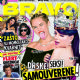 Miley Cyrus, Lily Allen - Bravo Magazine Cover [Serbia] (March 2014)