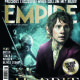 Martin Freeman, Andy Serkis - Empire Magazine Cover [United Kingdom] (September 2012)