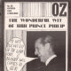 Prince Philip - Oz Magazine Cover [Australia] (October 1965)