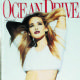 Valeria Mazza - Ocean Drive Magazine Cover [United States] (December 1994)