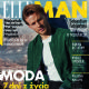 Sebastian Fabijanski - Elle Man Magazine Cover [Poland] (April 2017)