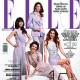 Tulin Sahin, Pinar Tezcan, Yuksel Ak, Nefise Karatay - Elle Magazine Cover [Turkey] (May 2014)