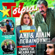 Farah Zeynep Abdullah, Erkan Petekkaya - TV Sirial Magazine Cover [Greece] (3 May 2014)