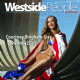 Courtney Bingham - Westside People Magazine Cover [United States] (August 2014)