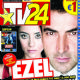 Cansu Dere, Kenan Imirzalioglu - TV 24 Magazine Cover [Greece] (18 June 2011)