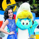Katy Perry, The Smurfs 2 - Expresiones Magazine Cover [Ecuador] (2 August 2013)