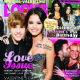 Justin Bieber, Selena Gomez - LOOKS Magazine Cover [Indonesia] (February 2011)