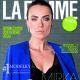 Mirka Partlová - La Femme Magazine Cover [Slovakia] (November 2013)