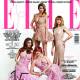 Tugçe Kazaz, Ozge Ulusoy, Demet Sener, Demet Yoruc - Elle Magazine Cover [Turkey] (May 2014)
